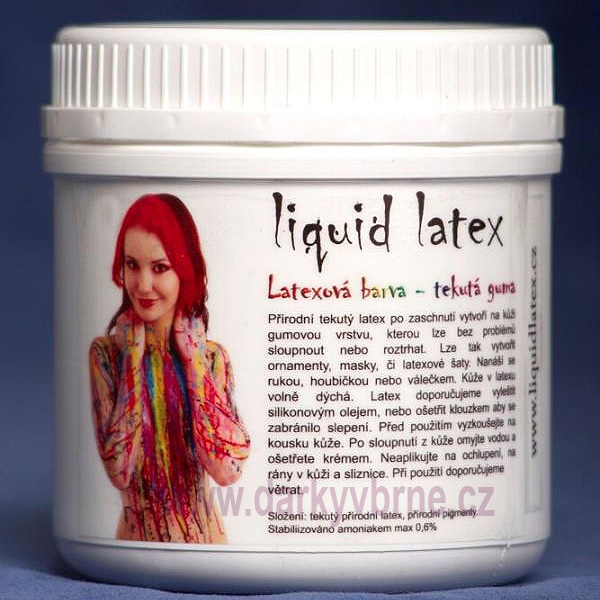 Latex Liquid tekutý, natural 500 ml