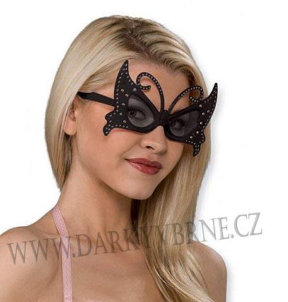 Brýle motýl