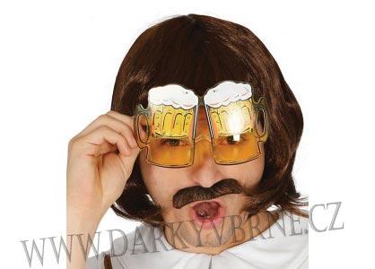 Brýle pivní