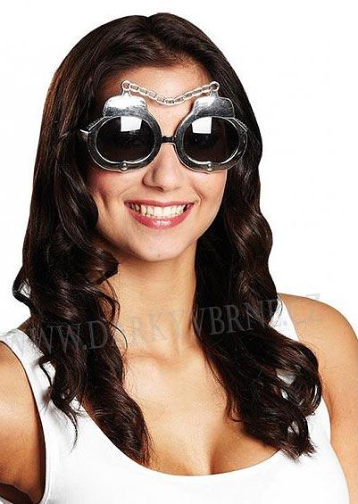 Brýle pouta