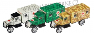 Hawkeye Ambulance - sanitka