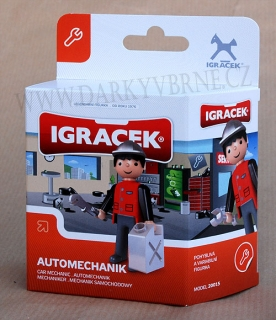 Igráček - Automechanik mini