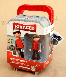 Igráček - Automechanik box